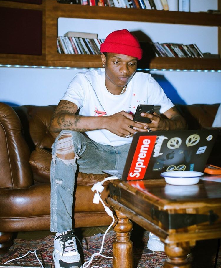 Wizkid is the only Nigerian artiste I'll lose my home training for and Famz! #wizkid29  Young Legend  #WorldWizkidDay <br>http://pic.twitter.com/UPOvhcYdUc