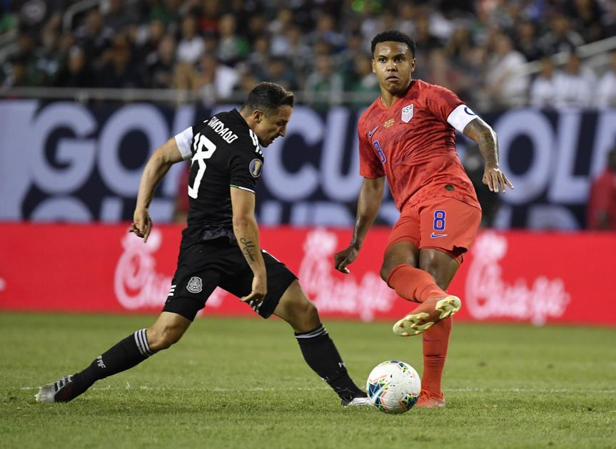 A rematch of the Gold Cup final will take place when the U.S. men's national team faces Mexico in a friendly at MetLife Stadium in East Rutherford, N.J. https://t.co/inTh8xPG5M https://t.co/FQPb9WWqxt