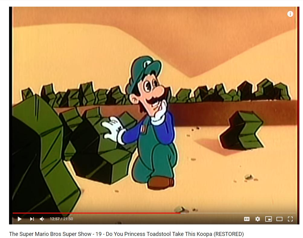 The Video Game Super Show Show No Twitter In The Newest Episode
