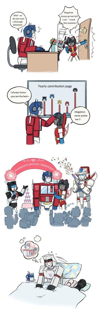 #transformers #トランスフォーマー Megatron's nightmare   by my friend:Tai gong xiao wang