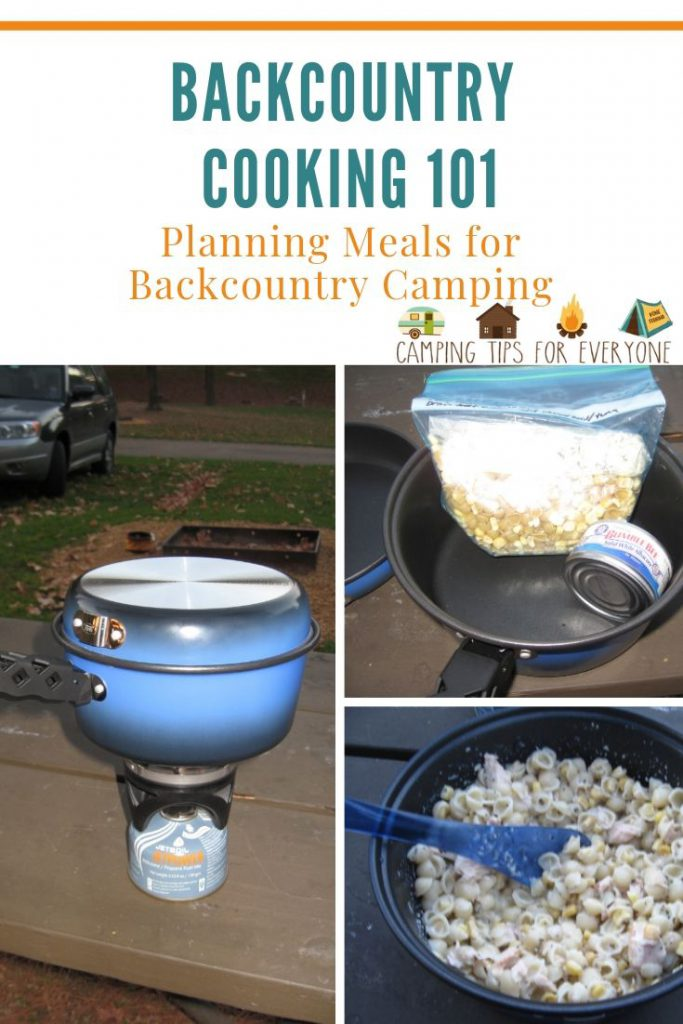 Backcountry Cooking 101: A Guide to #Backpacking Food. Thanks to @LeighLWilson for another terrific article @campingtips4all! Will you go #camping this year? http://trbr.io/0ZE1NLJ