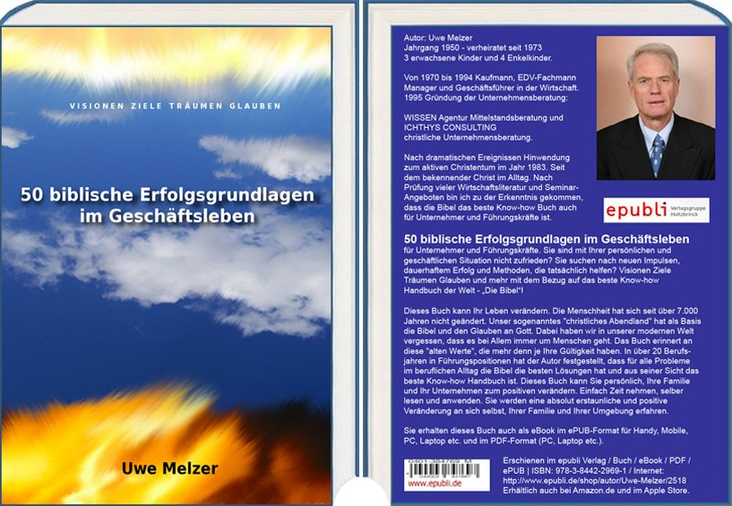 #Leseprobe #Buch #eBook 50 #Erfolgsgrundlagen Kapitel 38. Die #Zehn #Gebote von #Gott an die gesamte #Menschheit! #Bibel, AT, 2. Mose 20,1-17: https://www.wissen-agentur.de/w-zzb38.html