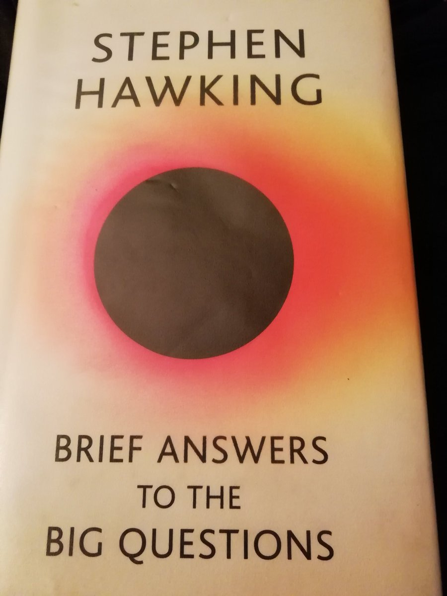 Bedtime reading - finally understand a little about the theory of relativity. What a great book - explains complex things in an easy to understand way