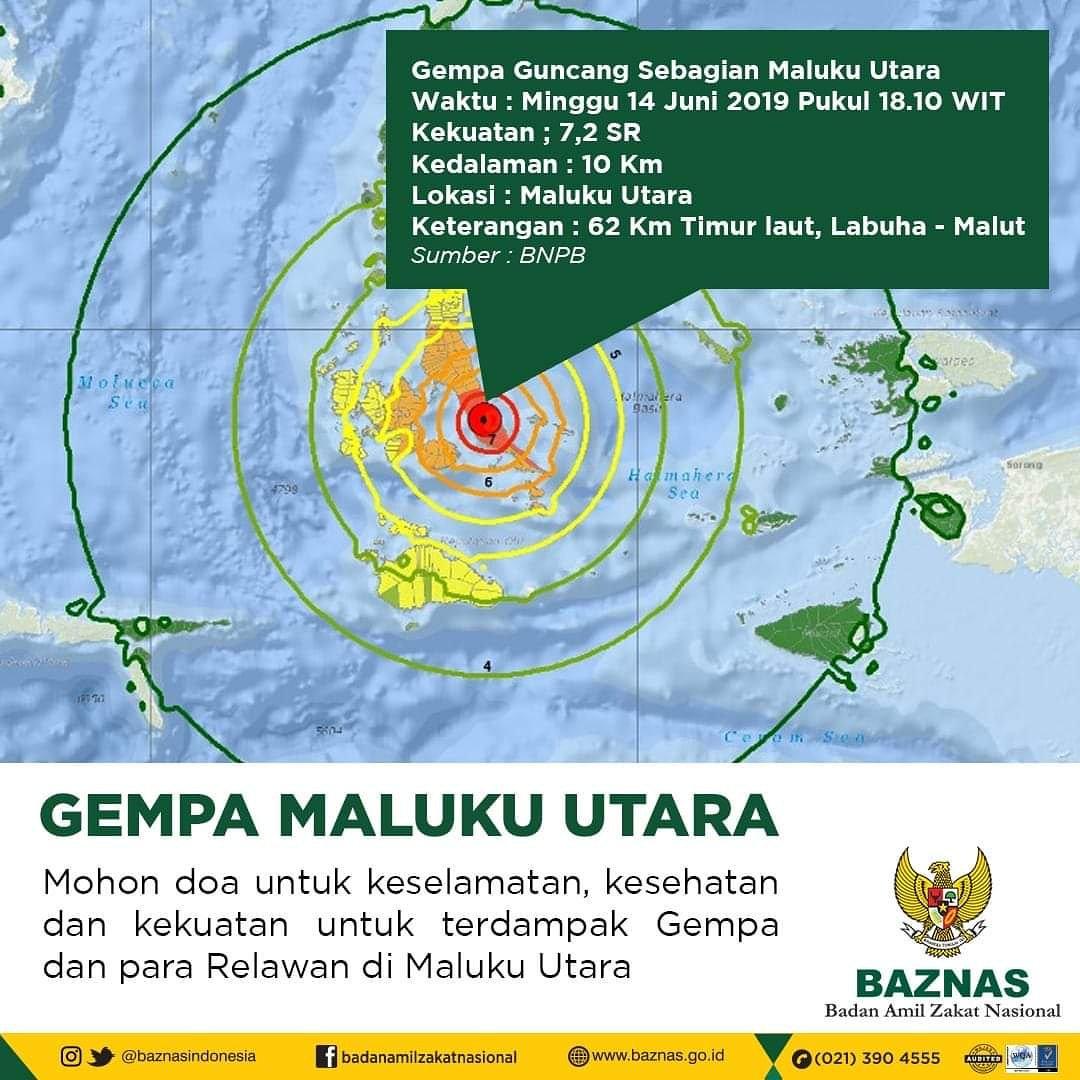 Pagi ini pukul 2 pagi, tim @baznas_btb BAZNAS Tanggap Bencana telah berangkat ke lokasi bencana. Semoga Allah mudahkan ikhtiar kami dalam melayani masyarakat. Mohon doa, dukungan, donasi dan supportnya. Cc @arsyianti #islam #indonesia #zakattumbuhbermanfaat #zakat
