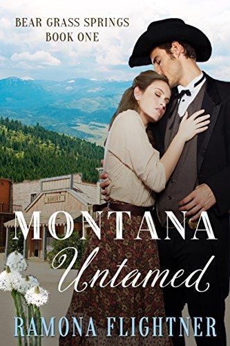 Montana Untamed (Bear Grass Springs) by Ramona Flightner #MontanaUntamed #BearGrassSprings #RomanaFlightner #Historical #Romance #BarnesandNoble #Nook  http://ow.ly/QAMP50v0sGp