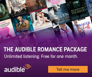 Add the #Audible #Romance Package to your current membership and binge-listen to thousands of romance audiobooks.  Try it #FREE ~> http://amzn.to/2CAwbCQ