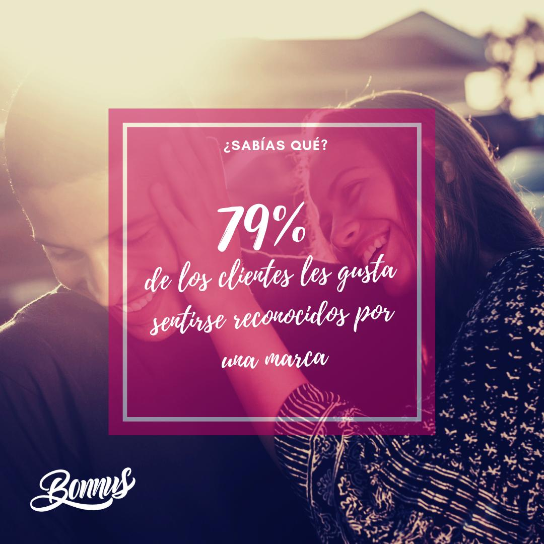 Con #Bonnus haz sentir especiales a tus clientes y bríndales una mejor experiencia. #CustomerHappines #Happiness #moments