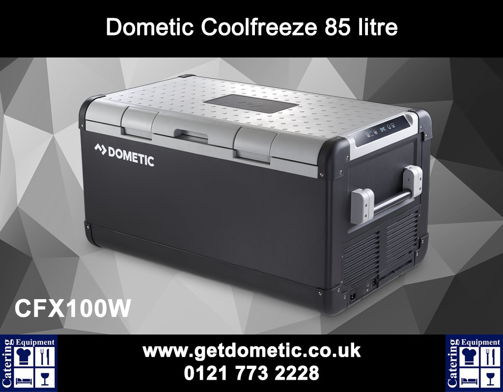 Coolfreeze 100W Powered Coolbox http://getdometic.co.uk/add-products/cfx-100w.aspx… … #catering #camping #chef #restaurant #birmingham