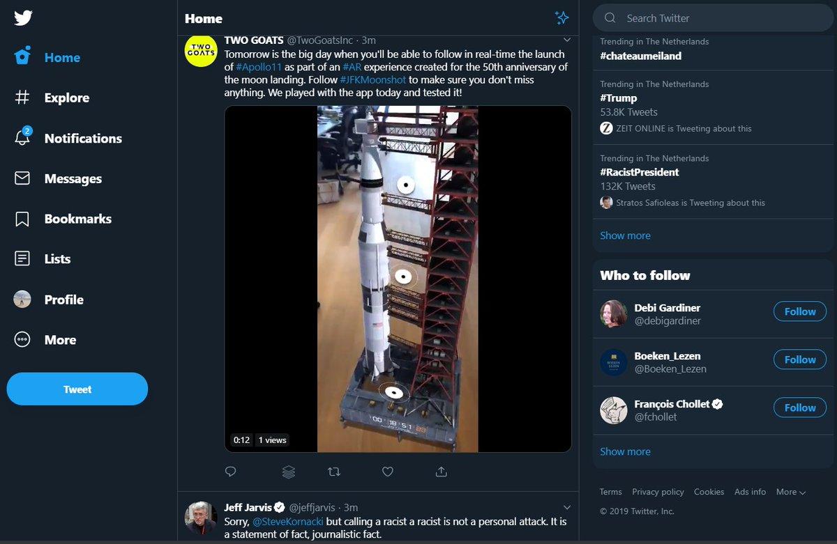 Twitter's new design is...well, It's like putting on new eyeglasses 🧐 #UX #design #Twitter https://t.co/teBnwwtTCI