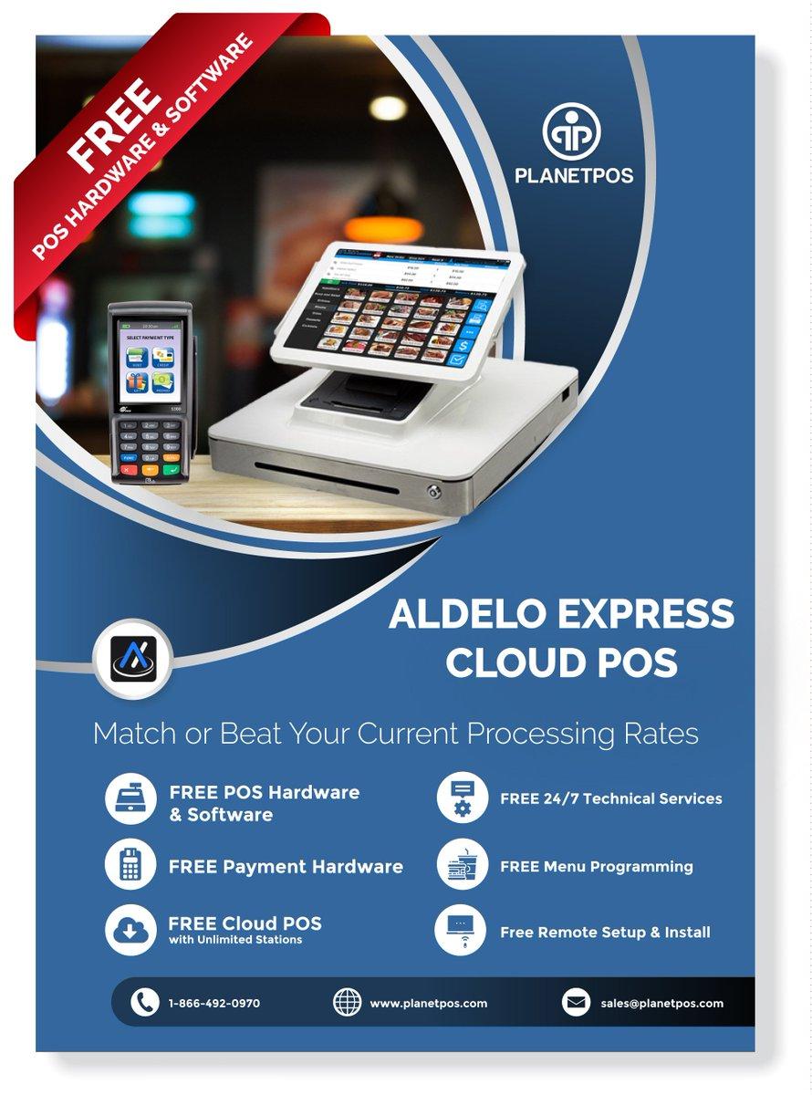 Free POS Hardware & Software plus cooler freebies only here at PlanetPOS! #planetpos #free #aldeloexpress https://t.co/w3VkzLlTxO