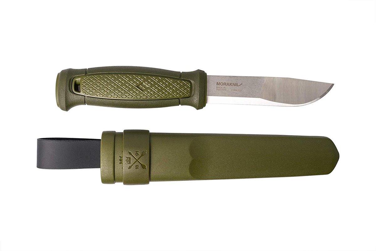 Amazon PrimeDay Lightning Deal:  Morakniv Kansbol Fixed Blade Knife with Sandvik Stainless Steel Blade https://amzn.to/2k35Dl7  #knife #outdoors #camping #prepper #survival #ccot #tcot