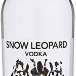 Image for the Tweet beginning: Snow Leopard Premium Vodka. 70cl