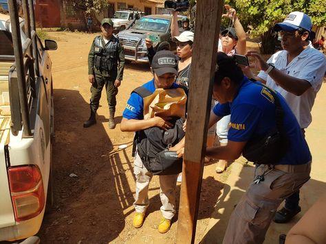 #Bolivia  Denuncian otro caso de #empadronamiento irregular en #Riberalta y detienen a 15 personas https://bit.ly/2Lkd5UZ