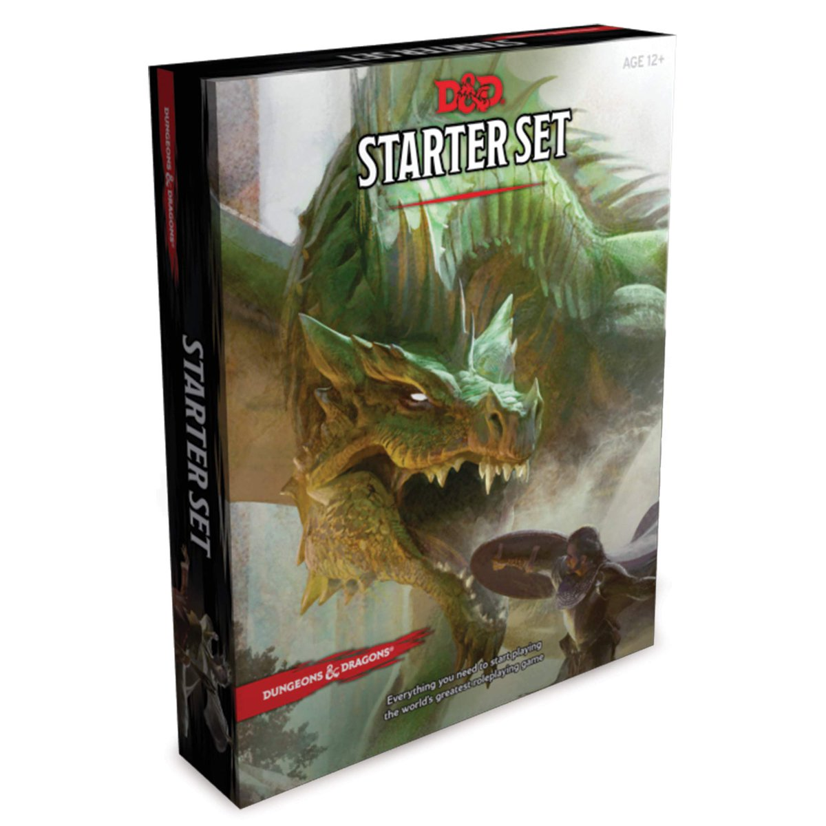 Five years ago today, fifth edition #DungeonsAndDragons' Starter Set was released! Now there are so many ways to get started rolling dice and playing #DnD.   How were you introduced to fifth edition?   #5YearsOf5e