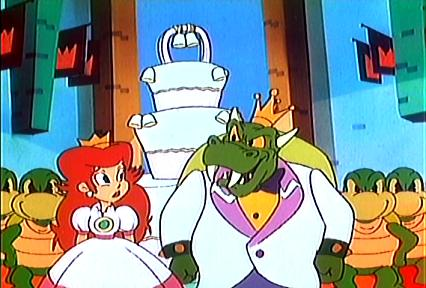 HEY PAISANOS! In the newest ep of our podcast, King Koopa forces Princess Toadstool to marry him or else he's gonna... turn everyone into rocks? Plus, we meet Momma Koopa! Then, in the live action, they do a whole southern thing with Donna Douglas from The Beverly Hillbillies