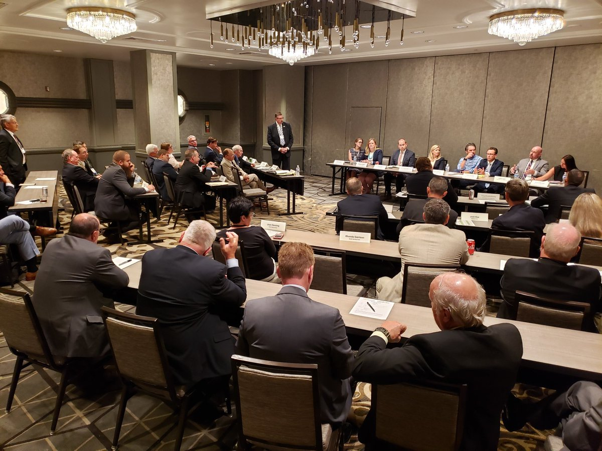 RFN attending the Summer Ethanol Summit in Washington, DC with our fellow state ethanol and corn groups along with our national partners @NationalCorn, @GrowthEnergy, @ACEethanol and @EthanolRFA. Discussing how best to move America's ethanol industry forward!