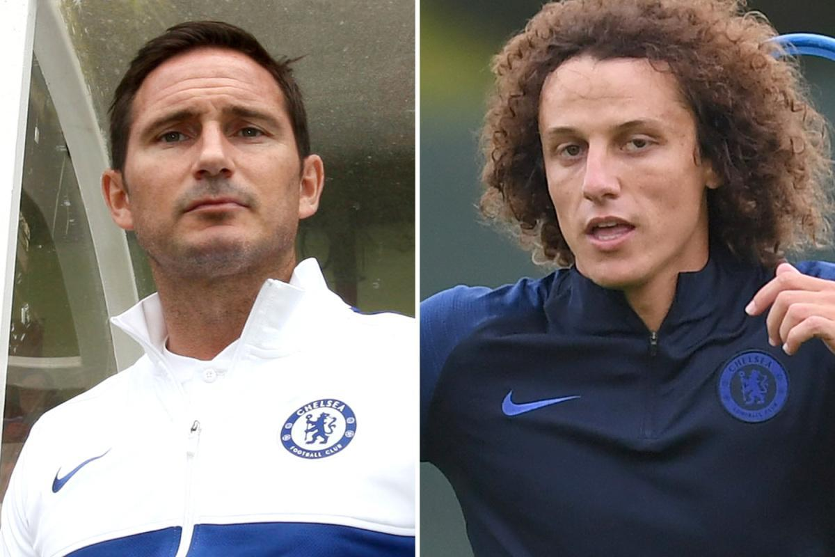 RT @TheSunFootball: David Luiz admits Frank Lampard is under intense pressure https://t.co/4TjZ4HzmTN https://t.co/6pQwd7XFv4