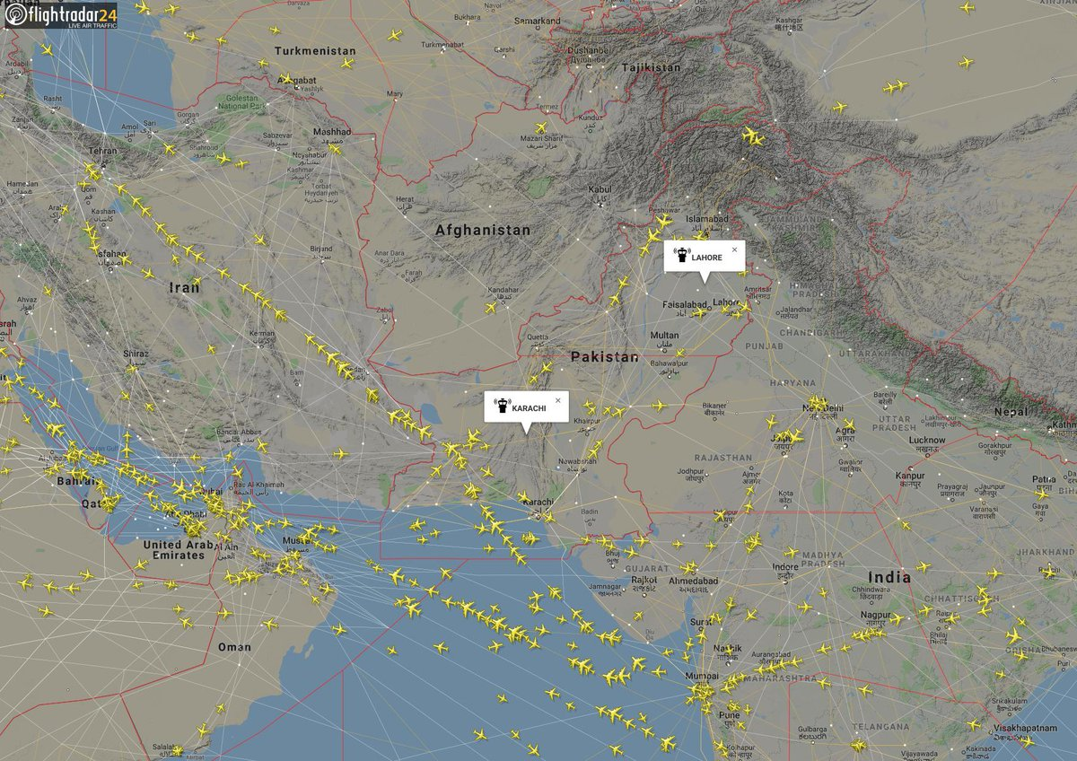 Pakistan reopens airspace months after India standoff