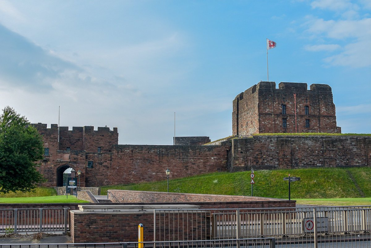 Great location for this years Cumbria lgbt pride! Inside Carlisle castle  !! Please join us Saturday 28th September from midday. Parade starts 11am from civic centre.  #Pride2019  #cumbriapride10years