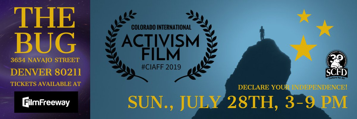 #CIAFF2019 we've got some great #film #musicvideo #screenplay #activism Get tickets for $5 at FilmFreeway #filmfreeay #musicians4freedom #infiniteperimeterfilms #infinitepfilms #aiafilmmakers Congratulations to our amazing submitters! :)
