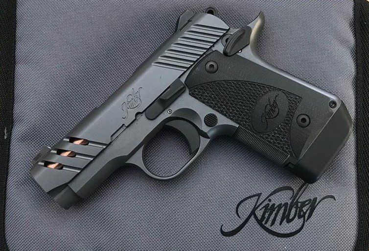 Micro 9 ESV (Gray)! #mondaymicros Tweet added by Kimber Firearms