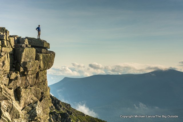 Ready to step up your game... literally? Check out The Hardest Dayhike in the East: The 32-Mile Pemi Loop: https://bit.ly/2XQuruy #WhiteMountains #hiking #wilderness @ORGEAR @REI