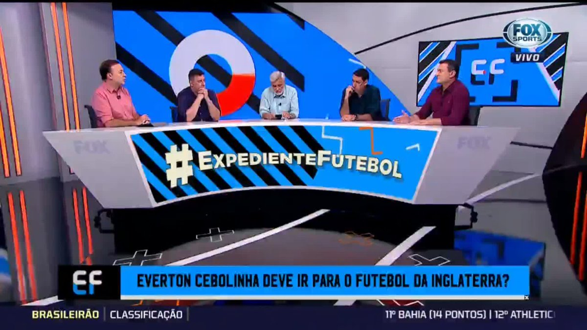 @CentralFoxBR's photo on #expedientefutebol