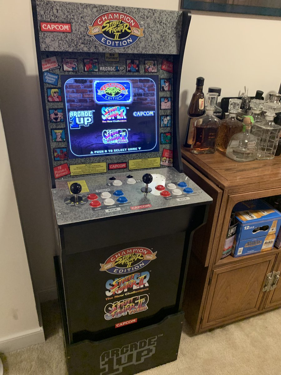 Installation Joystick Arcade Gastronomia Y Viajes