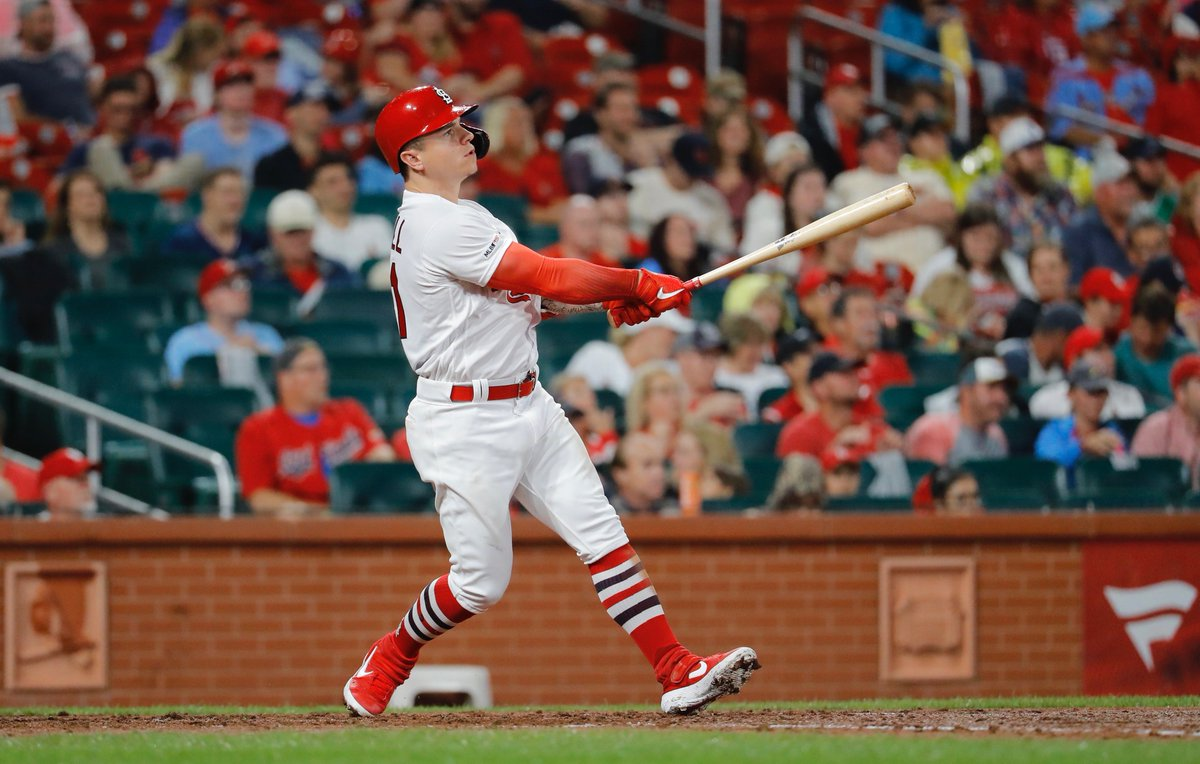 @Cardinals's photo on Tyler O'Neill