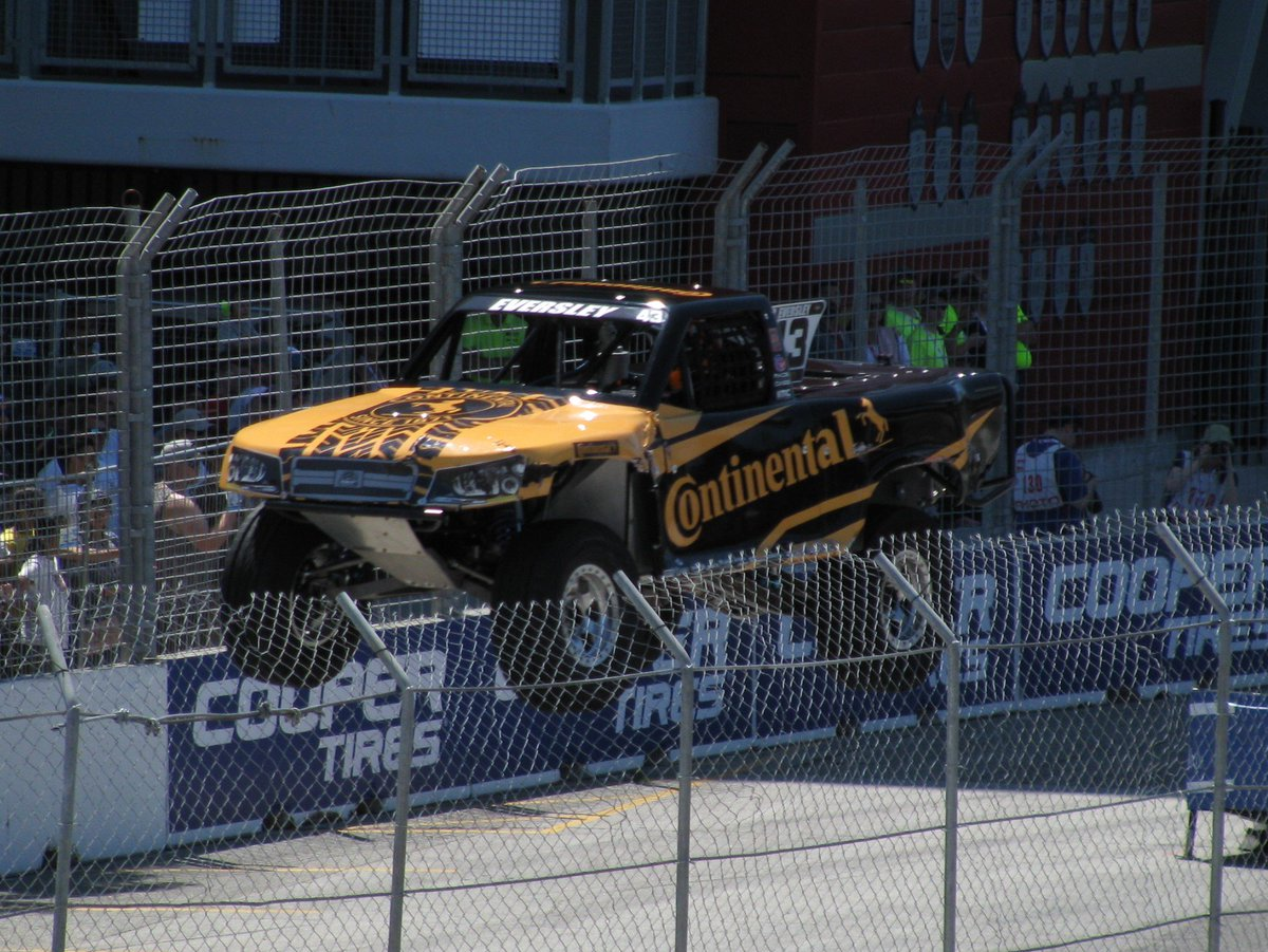Air Eversley. #indyTO