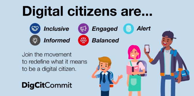A4: Join the #DigCitCommit movement #rethink_learning