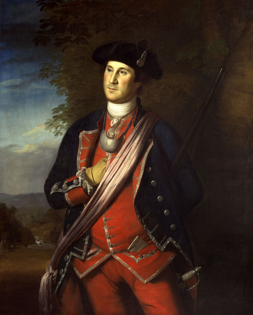 At the start of the Revolutionary War, Washington was the target of an assassination plot. And it ended with the largest public execution in North American history at the time. https://wapo.st/2VbQydz
