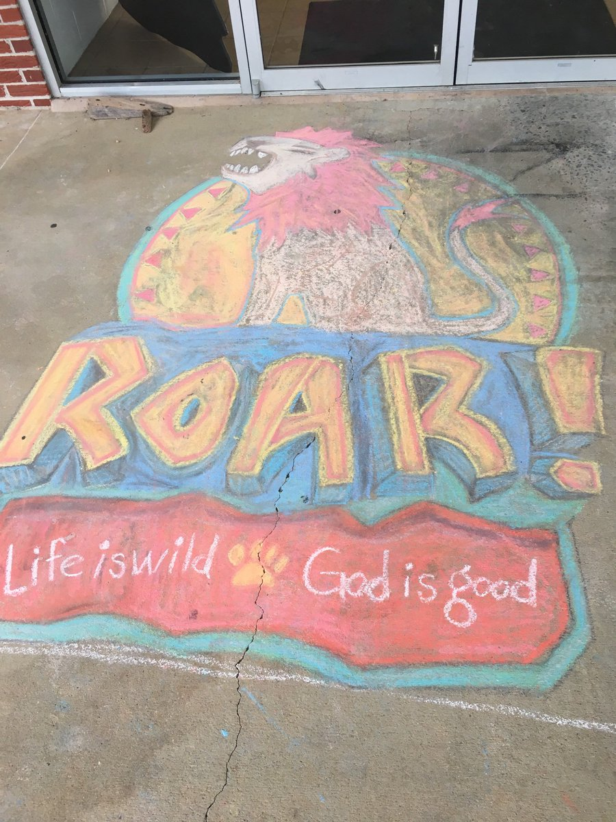 We had a great second night at VBS. @GroupVBS #roar #groupvbs