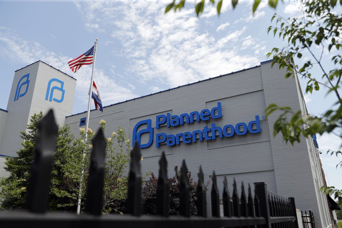 Trump Administration Abortion Restrictions Effective Immediately ow.ly/vtvY30p8hBv