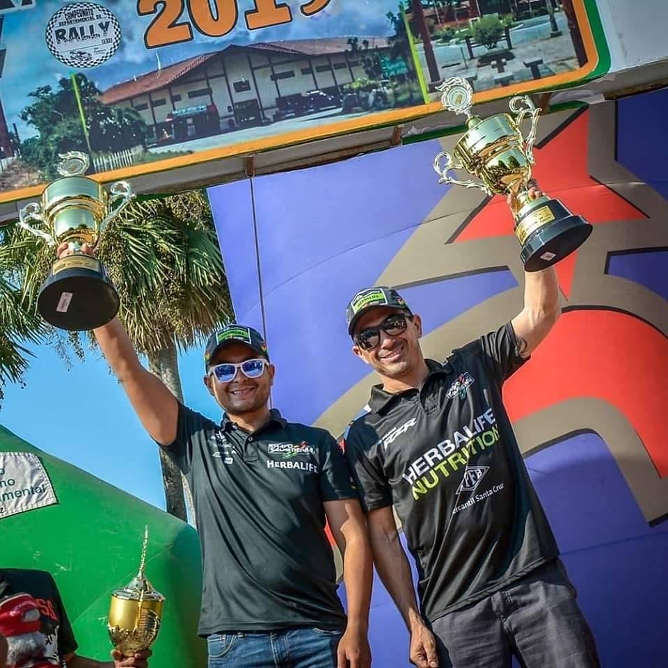 @chavo_mx1 logra su segunda victoria corriendo en #UTV. El piloto internacional fue el ganador del #RallySanRamón http://ow.ly/5IP930p8hDn #Polaris #Rally #motor