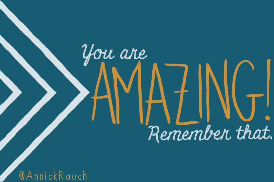 New post: You, Yes YOU, are Amazing annickrauch.ca/2019/07/15/you… #tlap #leadlap