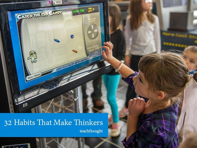 TeachThought: 32 Habits That Make Thinkers bit.ly/2vsBOgW News for #edchat… twitter.com/i/web/status/1…