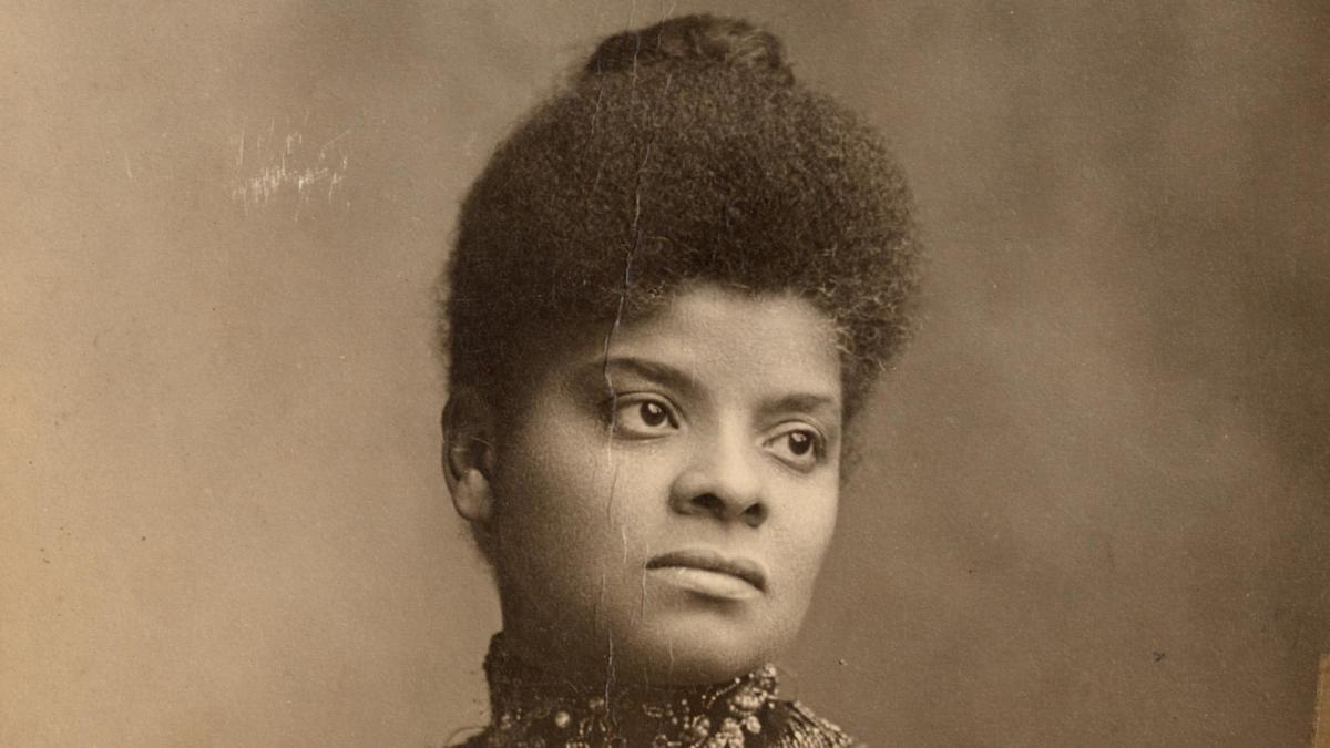 Ida B. Wells was born July 16, 1862 in Mississippi