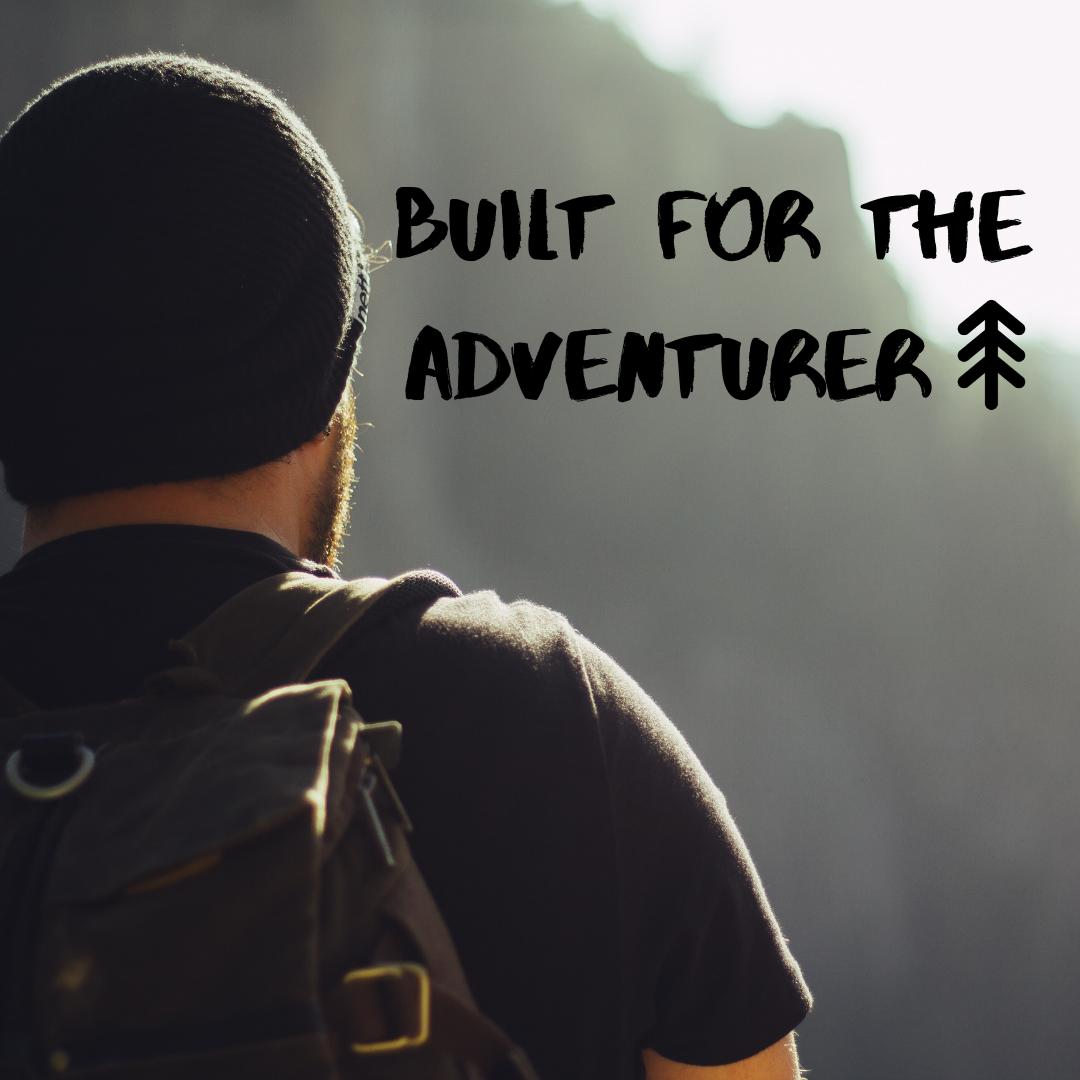 Northwood. Built for the adventurer. . 🛒Shop now at http://www.NORTHWOOD.store . 🏷️ #StayWild #GoThere #Adventure #Nature #Outdoors #Forest #Wilderness #Hiking #Travel #Camping #Summer #Winter #Explore #Fishing #Mountains #Hike #Climbing #Earth #Apparel #Clothing #Brand #Northwood