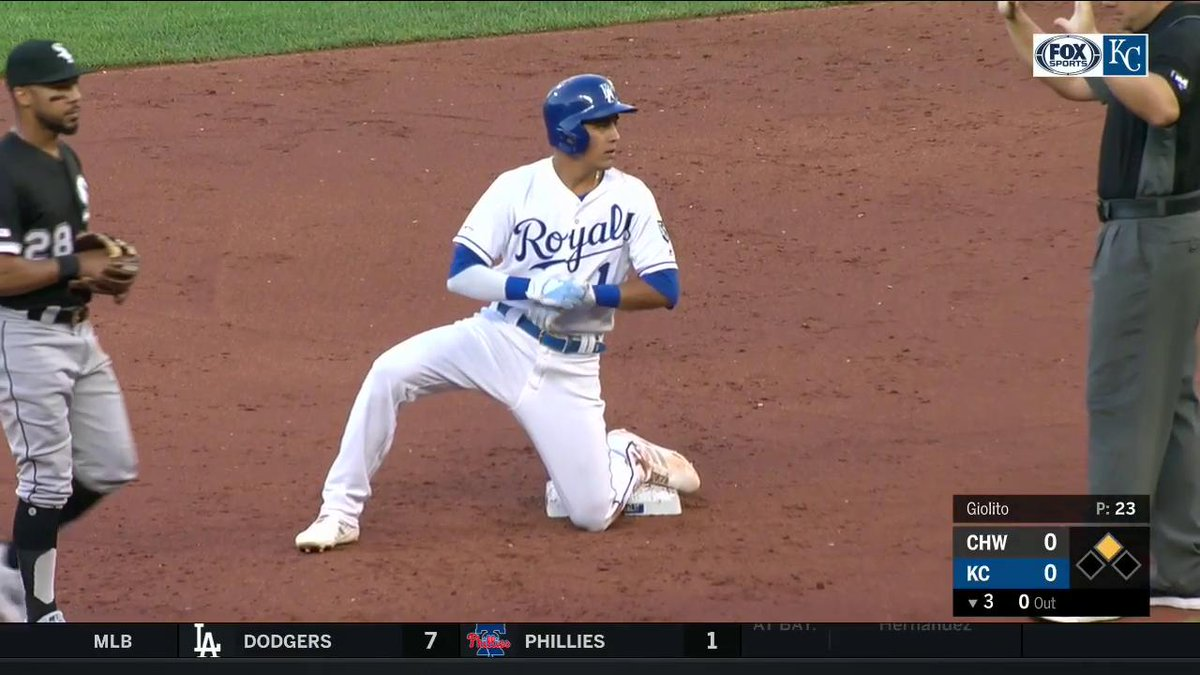 White Sox still winless since the All-Star break after falling 5-2 in Kansas City