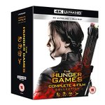 Image for the Tweet beginning: The Hunger Games Complete 1-4