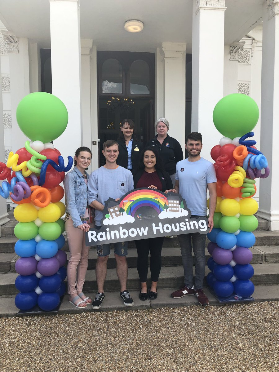 Rainbow housing is now available at UL. Well done to @AccommodationUL, @AlenaKiel13 and everyone else involved.  <br>http://pic.twitter.com/jHEdDnctLb