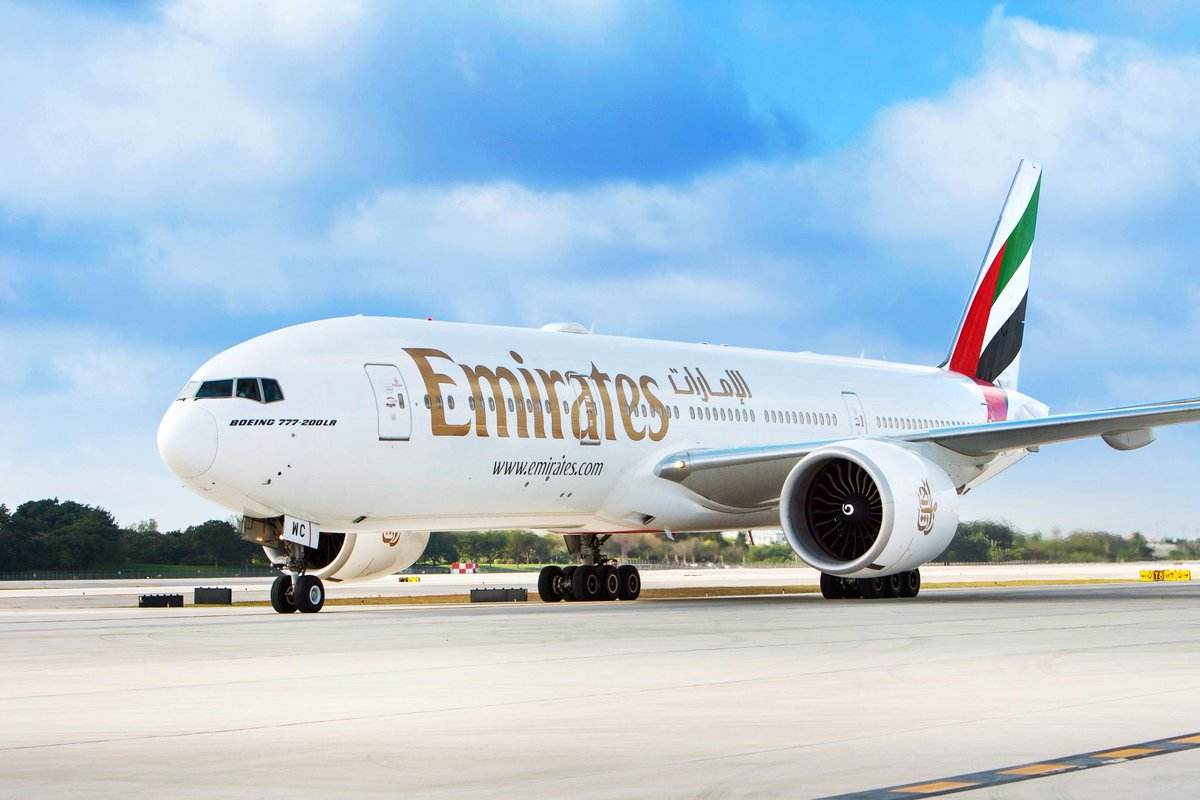 Hola Mexico! Emirates to launch daily services from Dubai to Mexico City via Barcelona, starting from 9 December 2019. bit.ly/2GdA1RG The new route will be operated with a two-class Emirates @BoeingAirplanes 777-200LR. @DXB @aena @AICM_mx #FlyEmiratesFlyBetter