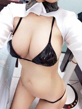コスプレイヤーKaYa HuangのTwitter自撮りエロ画像29