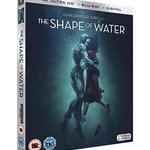 Image for the Tweet beginning: The Shape of Water 4K