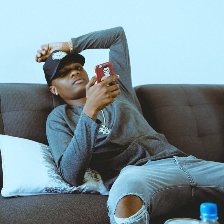 Happy birthday Husband.Thanks for blessing us with your music,as a Champ I declare a public holiday today I'm still on the matter of we'd go on a date sooner or later even if it's in years time. Love you!More life @wizkidayo #wizkid29 #worldwizkidday #wizkidfc #GOAT<br>http://pic.twitter.com/ySr5QwIKAx
