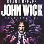Image for the Tweet beginning: John Wick: Chapters 1 &