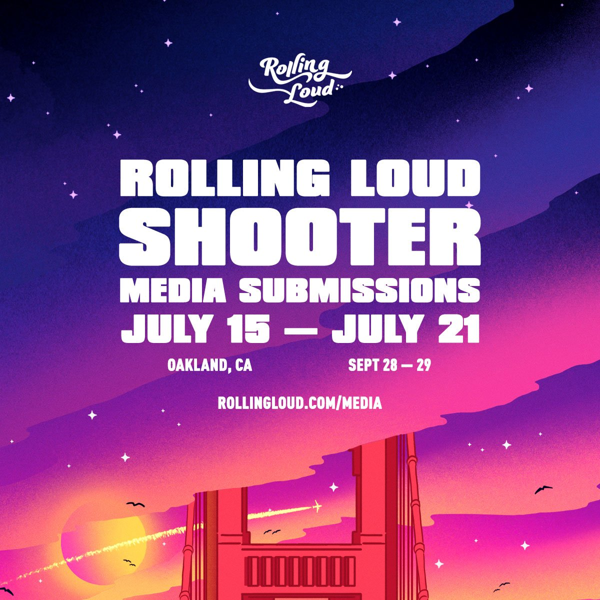 JOIN THE TEAM. TAG A FRIEND 📸🎥  http://RollingLoud.com/media