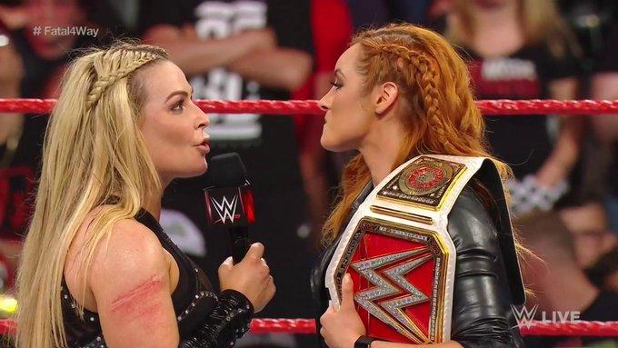 RAW Women's Title Match Set For WWE SummerSlam