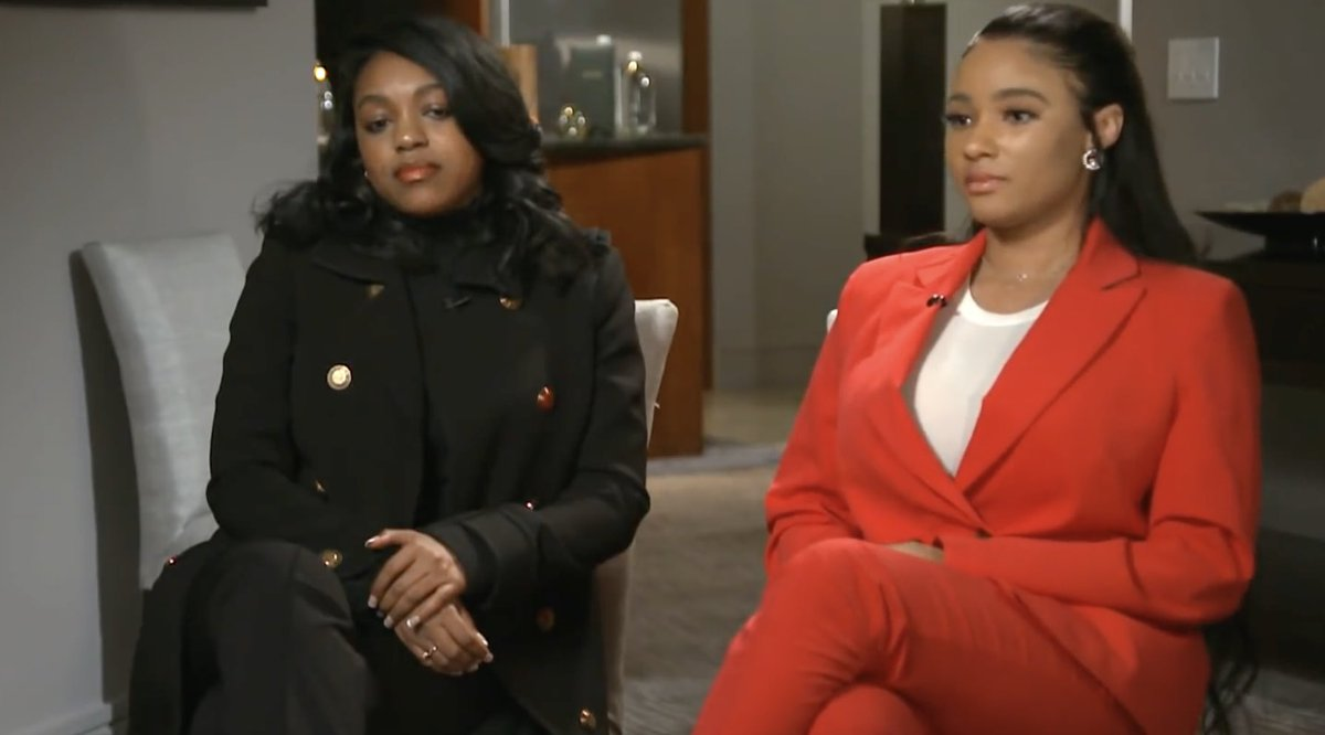 Joycelyn Savage and Azriel Clary,the two women who live with R.Kelly, have retained Chicago based attorney Gloria Schmidt. I'm told they plan on attending R.Kelly's hearing Tuesday. @cbschicago